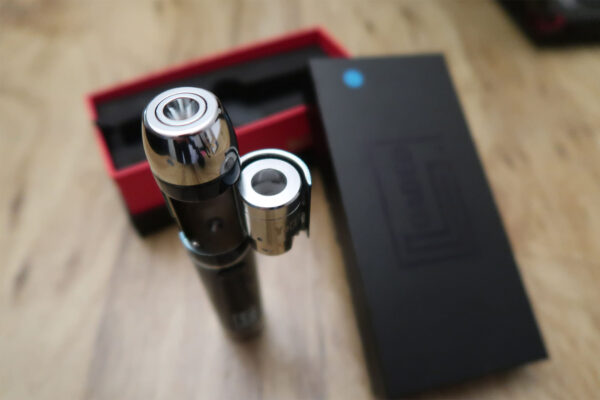 Yocan Loaded Vaporizer Review | Extract Magazine
